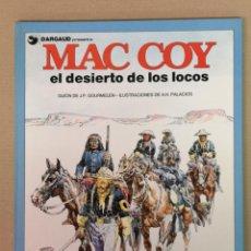 Cómics: MAC COY N°14 EDT. GRIJALBO. Lote 217119841