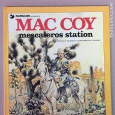Cómics: MAC COY N°15 EDT. GRIJALBO. Lote 217119987