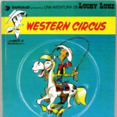 Cómics: UNA AVENTURA DE LUCKY LUKE - WESTERN CIRCUS - Nº 15 - GRIJALBO/DARGAUD -COMIC EN CATALAN. Lote 217428560