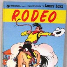 Cómics: UNA AVENTURA DE LUCKY LUKE - RODEO - Nº 50 - GRIJALBO/DARGAUD -COMIC EN CATALAN. Lote 217430108