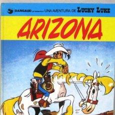 Cómics: UNA AVENTURA DE LUCKY LUKE - ARIZONA - Nº 51 - GRIJALBO/DARGAUD -COMIC EN CATALAN. Lote 217430227