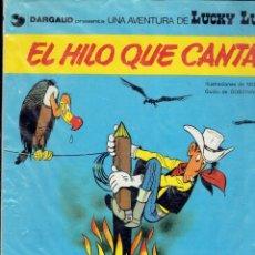 Cómics: DARGAUD PRESENTA UNA AVENTURA DE LUCKY LUKE N,10 EL HILO QUE CANTA. Lote 217504651