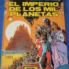 Cómics: EL MISTERIO DE LOS MIL PLANETAS - VALERIAN - AGENTE ESPACIO TEMPORAL Nº 1 - GRIJALBO (1980). Lote 217653847