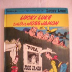 Cómics: LUCKY LUKE (GRIJALBO - DARGAUD) # 46 - LUCKY LUKE CONTRA JOSS JAMÓN. Lote 217711558