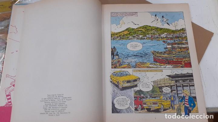 Cómics: ERIC CASTEL nº 3 - ¡ TARJETA ROJA ¡ - ED. JUNIOR 1981 1ª EDICIÓN - TAPA DURA - BIEN - Foto 6 - 147726526