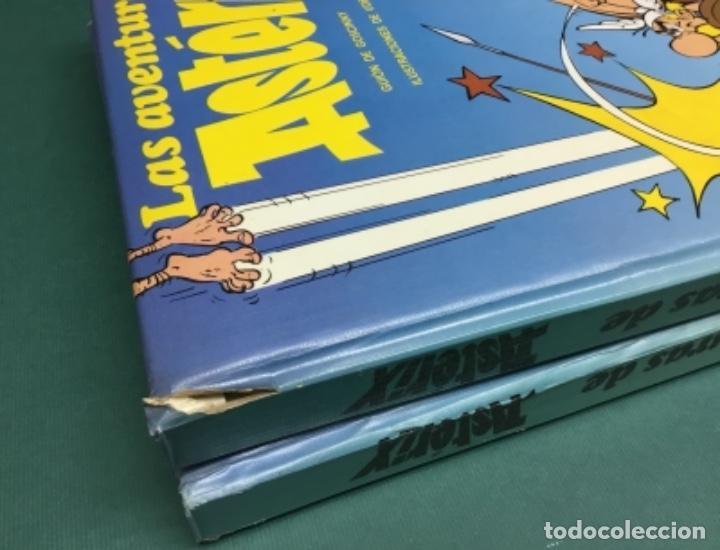 Cómics: COLECCION 5 TOMOS en GUAFLEX Asterix y Obelix GRIJALBO Finales 80 - Foto 3 - 217728333