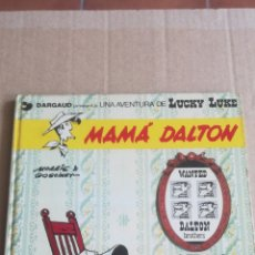 Cómics: MAMÁ DALTON - UNA AVENTURA DE LUCKY LUKE N°28 V.. Lote 217770876