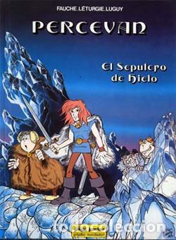 PERCEVAN Nº 02 - EL SEPULCRO DE HIELO (GRIJALBO) (Tebeos y Comics - Grijalbo - Percevan)