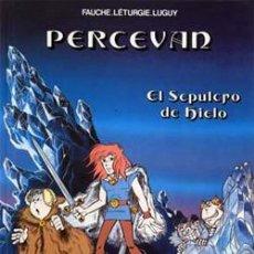 Cómics: PERCEVAN Nº 02 - EL SEPULCRO DE HIELO (GRIJALBO). Lote 217841986