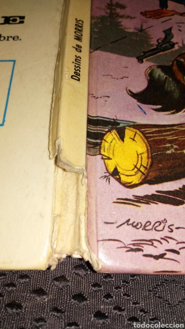Cómics: Antiguo cómic 1969 Lucky luke en francés Francia jesse james ver fotos estado necesita reparación - Foto 4 - 217861212