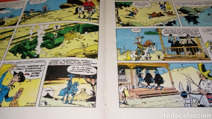 Cómics: Antiguo cómic 1969 Lucky luke en francés Francia jesse james ver fotos estado necesita reparación - Foto 5 - 217861212