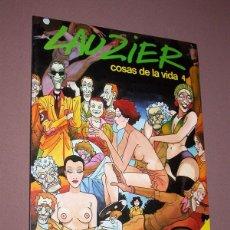 Cómics: COSAS DE LA VIDA Nº 4. GERARD LAUZIER. TRANCHES DE VIE TRADUCE ANDREU MARTÍN. GRIJALBO DARGAUD, 1987. Lote 217925822