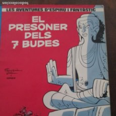 Fumetti: ESPIRU I FANTASTIC---FRANQUIN. Lote 217929301