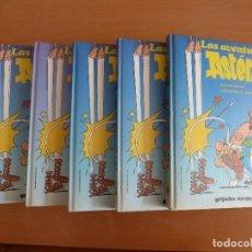 Comics : LAS AVENTURAS DE ASTÉRIX. TOMOS 1 AL 6. BUEN ESTADO. Lote 217967615
