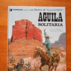 Cómics: UNA AVENTURA DEL TENIENTE BLUEBERRY Nº 18 - AGUILA SOLITARIA - GRIJALBO / DARGAUD - TAPA DURA (CJ). Lote 217988091