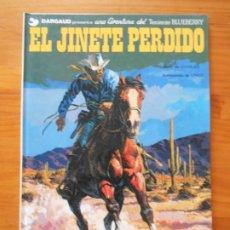 Cómics: UNA AVENTURA DEL TENIENTE BLUEBERRY Nº 19 - EL JINETE PERDIDO - GRIJALBO / DARGAUD - TAPA DURA (CJ). Lote 217988292