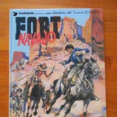Cómics: UNA AVENTURA DEL TENIENTE BLUEBERRY Nº 16 - FORT NAVAJO - GRIJALBO / DARGAUD - TAPA DURA (CA). Lote 217992540