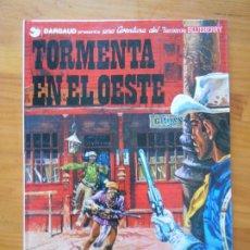 Cómics: UNA AVENTURA DEL TENIENTE BLUEBERRY Nº 17 - TORMENTA EN EL OESTE - GRIJALBO - TAPA DURA (CA). Lote 217992755
