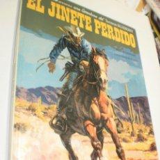 Cómics: EL JINETE PERDIDO. TENIENTE BLUEBERRY. GRIJALBO 1982 TAPA DURA (BUEN ESTADO). Lote 218129840