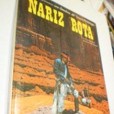 Cómics: NARIZ ROTA. TENIENTE BLUEBERRY. GRIJALBO 1982 TAPA DURA (BUEN ESTADO). Lote 218130960