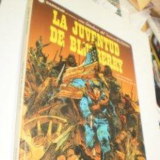 Cómics: LA JUVENTUD DE BLUEBERRY. TENIENTE BLUEBERRY. GRIJALBO 1982 TAPA DURA (BUEN ESTADO). Lote 218131750