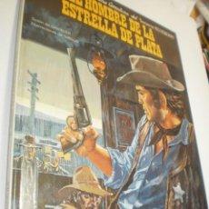 Cómics: EL HOMBRE DE LA ESTRELLA DE PLATA. TENIENTE BLUEBERRY. GRIJALBO 1985 TAPA DURA (BUEN ESTADO). Lote 218132917