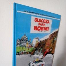 Comics : SPIROU - GLUCOSA PARA NOEMÍ - GRIJALBO JUNIOR - MUY BUEN ESTADO. Lote 218207511
