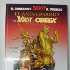 Cómics: ASTERIX-EL ANIVERSARIO DE ASTERIX Y OBELIX/Nº34/MBE¡¡¡¡¡¡¡¡¡¡¡¡¡¡¡¡¡. Lote 218377002