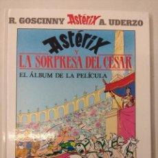 Cómics: ASTERIX-LA SORPRESA DEL CESAR/EL ALBUM DE LA PELICULA/MBE¡¡¡¡¡¡¡¡¡¡¡¡¡¡¡¡¡. Lote 218377302