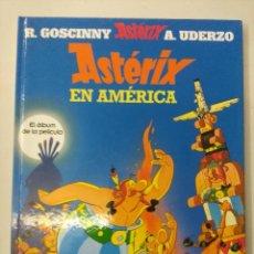 Cómics: ASTERIX EN AMERICA/EL ALBUM DE LA PELICULA/MBE¡¡¡¡¡¡¡¡¡¡¡¡¡¡¡¡¡. Lote 218377475