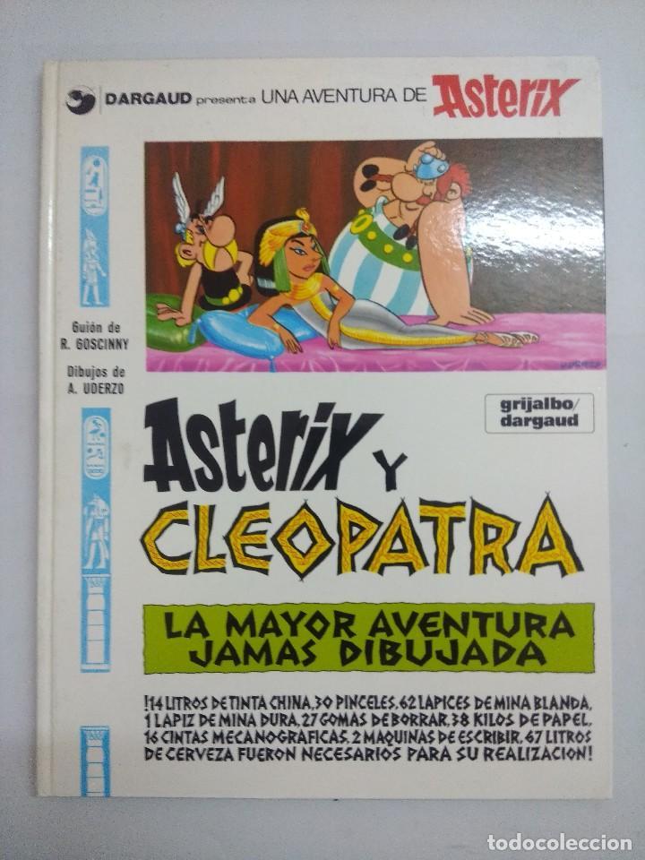 ASTERIX Y CLEOPATRA Nº7/EDITORIAL GRIJABO. (Tebeos y Comics - Grijalbo - Asterix)