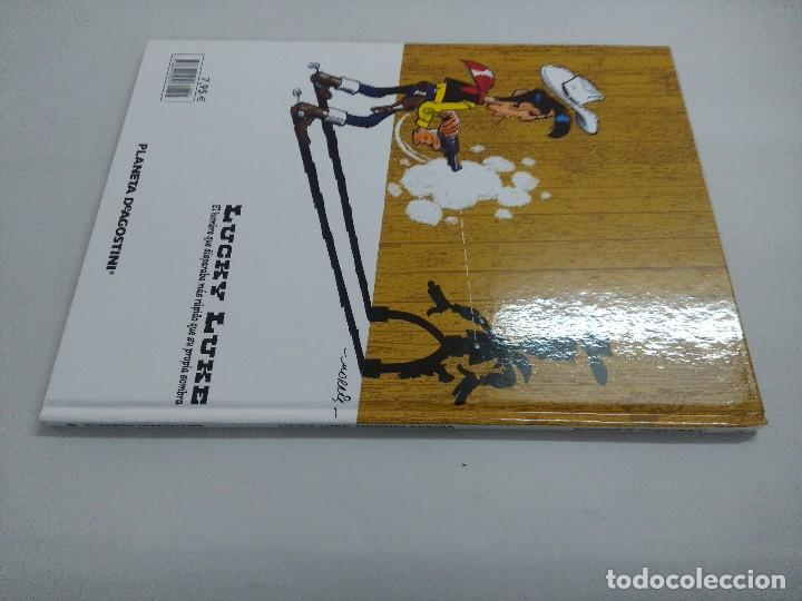 Cómics: LUCKY LUKE/MISISIPI ARRIBA Nº7/PLANETA. - Foto 2 - 218383036