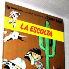Cómics: LUCKY LUKE Nº 18 : LA ESCOLTA. (GRIJALBO/DARGAUD).. Lote 218386622