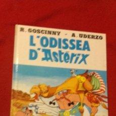 Cómics: ASTERIX 26 - L´ODISSEA D´ASTERIX - GOSCINNY & UDERZO - CARTONE - EN CATALAN. Lote 218450838