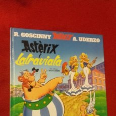 Cómics: ASTERIX 31 - ASTERIX I LA TRAVIATA - GOSCINNY & UDERZO - ED. SALVAT - CARTONE - EN CATALAN. Lote 218450877
