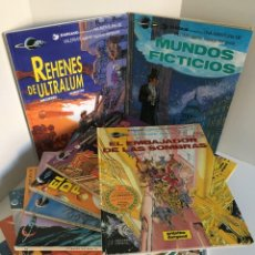 Comics : UNA AVENTURA DE VALERIAN AGENTE ESPACIO-TEMPORAL. GRIJALBO/DARGAUD. MEZIERES Y CHRISTIN. 15 VOLS.. Lote 218477056