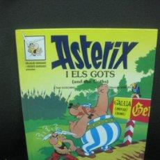 Cómics: ASTERIX I ELS GOTS (AND THE GOTHS) EDICION BILINGUE. DARGAUD EDITEUR 1996.. Lote 218562398