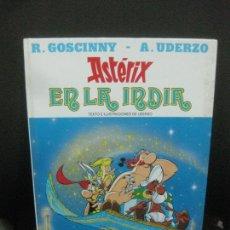 Cómics: ASTERIX EN LA INDIA. EDICIONES JUNIOR. GRIJALBO. 1987.. Lote 218562591