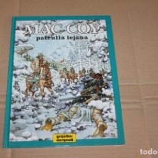 Cómics: MAC COY Nº 20, TAPA DURA, EDITORIAL GRIJALBO. Lote 218576716