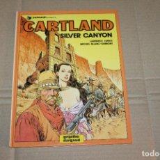 Cómics: CARTLAND Nº 6, TAPA DURA, EDITORIAL GRIJALBO. Lote 218576836