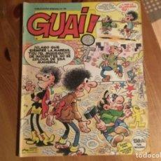 """Cómics: CÓMIC """"GUAI"""" Nº 35. Lote 218635552"""