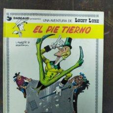 Comics : LUCKY LUKE. EL PIE TIERNO.. Lote 218731306