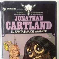 Cómics: JONATHAN CARTLAND 2 EL FANTASMA DE WAH-KEE. Lote 218733708