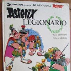 Cómics: ASTERIX , LEGIONARIO - GRIJALBO 1980 GUIÓN R. GOSCINNY, DIBUJOS A. UDERZO. Lote 218933782