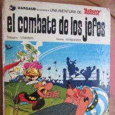 Cómics: ASTERIX , EL COMBATE DE LOS JEFES - GRIJALBO 1977. Lote 218934087