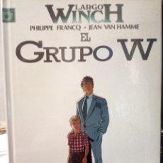 Cómics: LARGO WINCH NÚM. 2 - FRANCQ, VAN HAMME. Lote 219001523