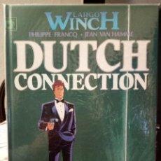 Cómics: LARGO WINCH NÚM. 6 - FRANCQ, VAN HAMME. Lote 219002688