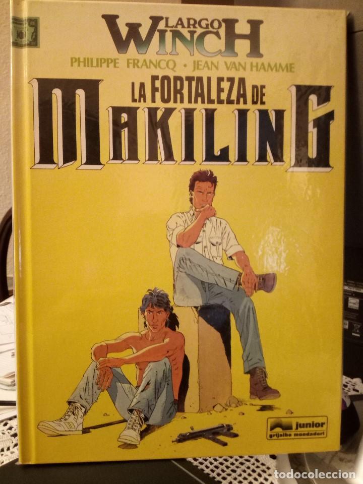 LARGO WINCH NÚM. 7 - FRANCQ, VAN HAMME (Tebeos y Comics - Grijalbo - Largo Winch)