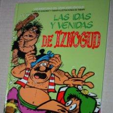 Cómics: AVENTURAS DEL GRAN VISIR IZNOGUD Nº 19 - LAS IDAS Y VENIDAS DE IZNOGUD. IMPECABLE. Lote 219310366