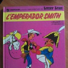 Comics : 1991 L ´EMPERADOR SMITH - MORRIS / GOSCINNY. Lote 219391137